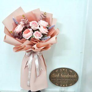Hoa giấy handmade Hải Phòng